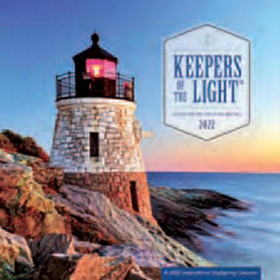 2022 Calendar: Keepers Of The Light (Calendar)
