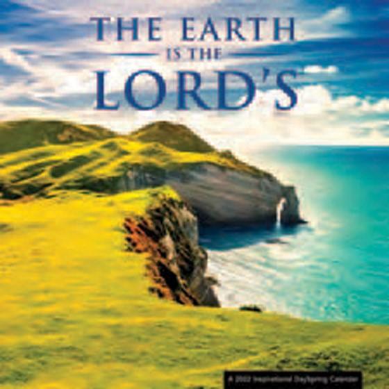 2022 Calendar: The Earth Is The Lord's (Calendar)