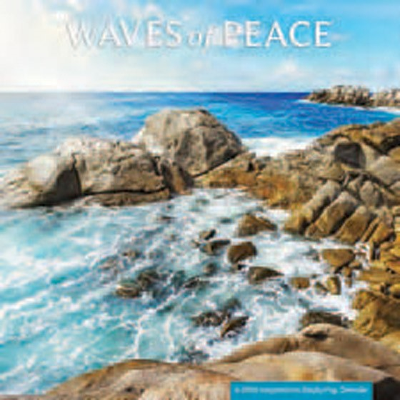 2022 Calendar: Waves Of Peace (Calendar)