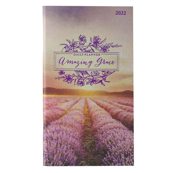 2022 Small Planner: Amazing Grace (Paperback)