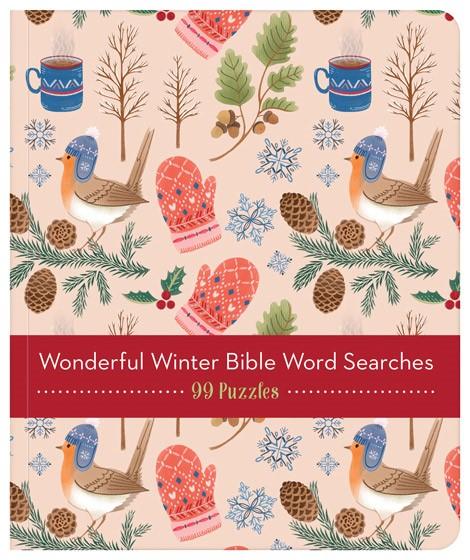 Wonderful Winter - Bible Wordsearches (Paperback)