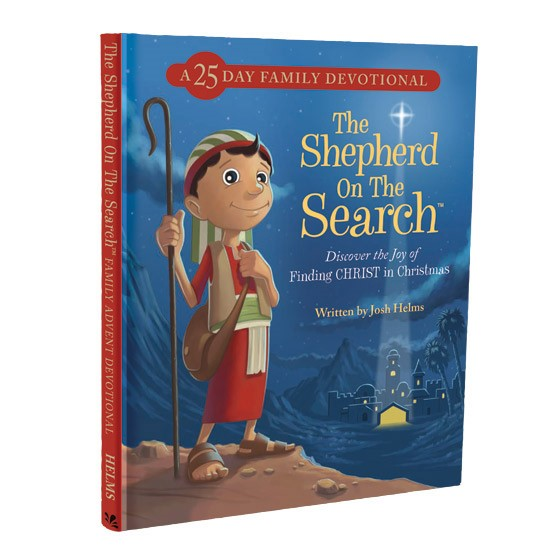 The Shepherd On The Search Family Advent Book
