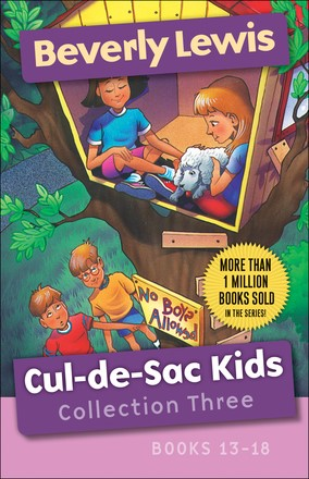Cul-de-Sac Kids Collection Three (Paperback)