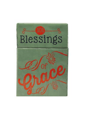 101 Blessings of Grace (Cards)