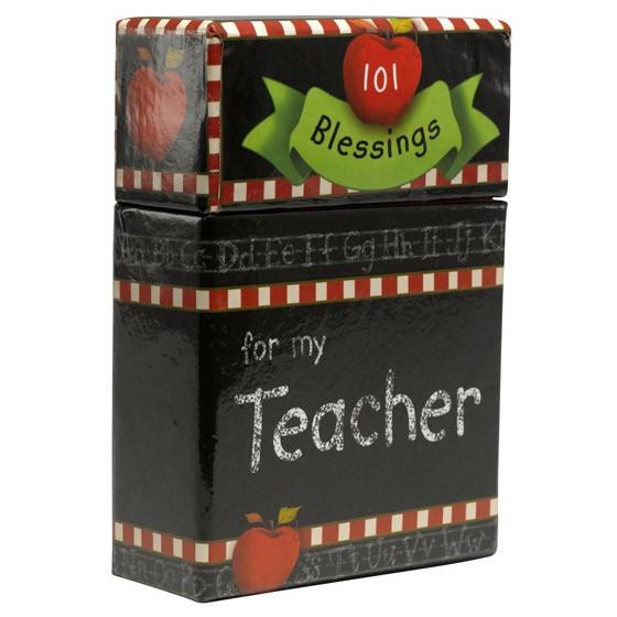 101 Blessings for My Teacher (General Merchandise)