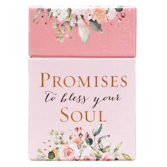 Promises to Bless Your Soul (General Merchandise)