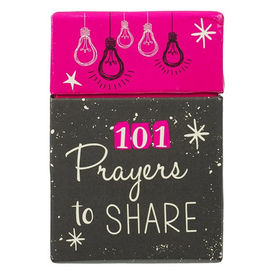 Prayers to Share Box of Blessings (General Merchandise)