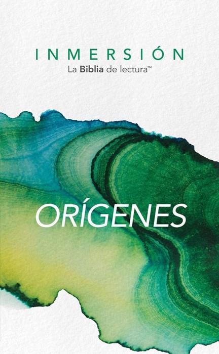 Inmersión: Orígenes (Paperback)