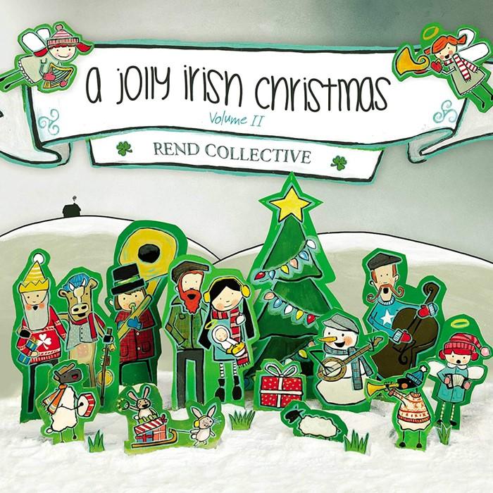 Jolly Irish Christmas (Vol. 2) LP Vinyl, A (Vinyl)