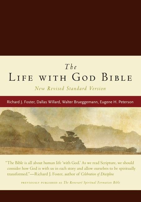 NRSV Life with God Bible (Imitation Leather)