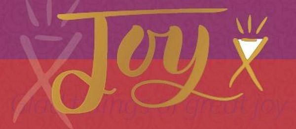 Joy/Glory Boxed Christmas Cards (Box pf 10) (Cards)