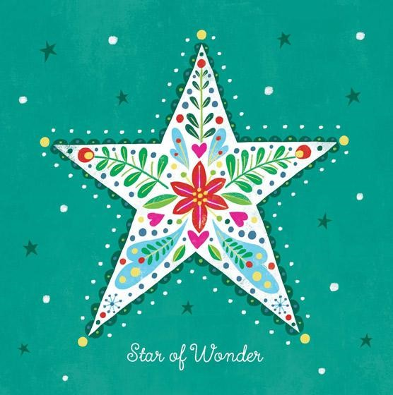 Star of Wonder Charity Christmas Cards (pack of 10) (Cards)