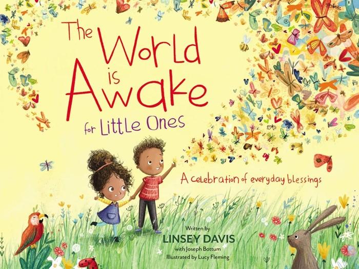 The World is Awake (Board Book)