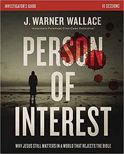 Person of Interest Study Guide (Paperback)