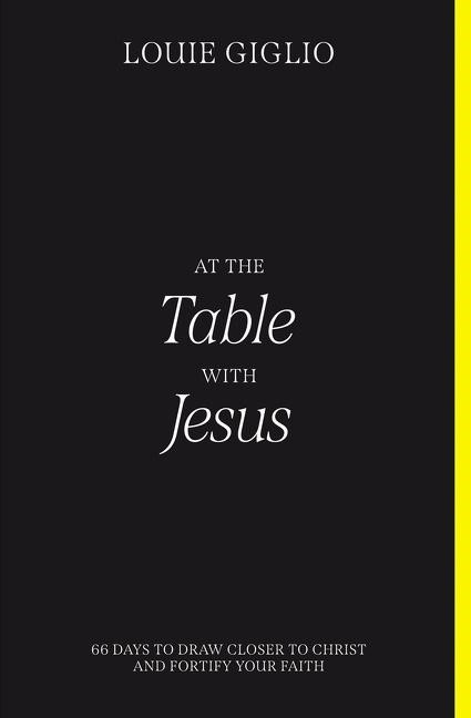At the Table with Jesus (Paperback)