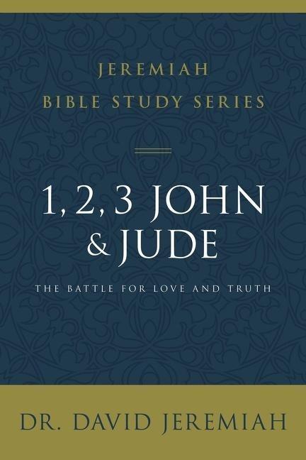 1, 2, 3 John and Jude (Paperback)