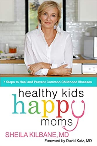 Healthy Kids, Happy Moms (Hard Cover)