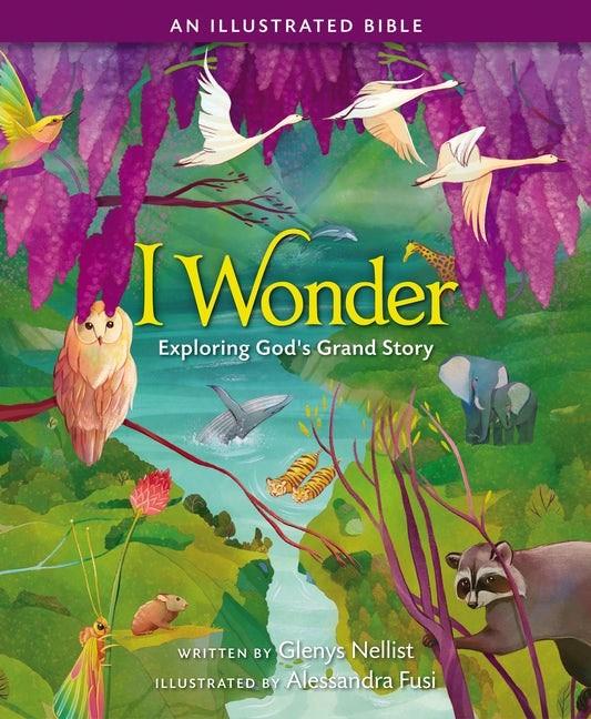 I Wonder (Hard Cover)