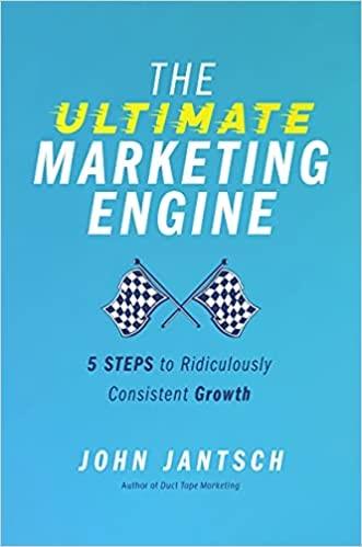 The Ultimate Marketing Engine (Paperback)