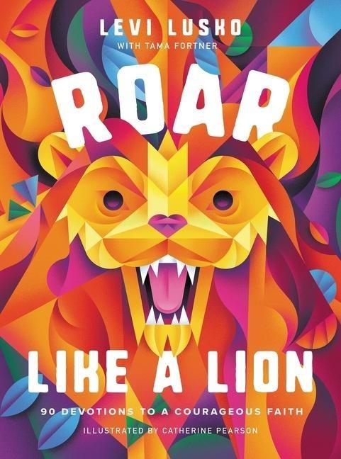 Roar Like a Lion (Hard Cover)