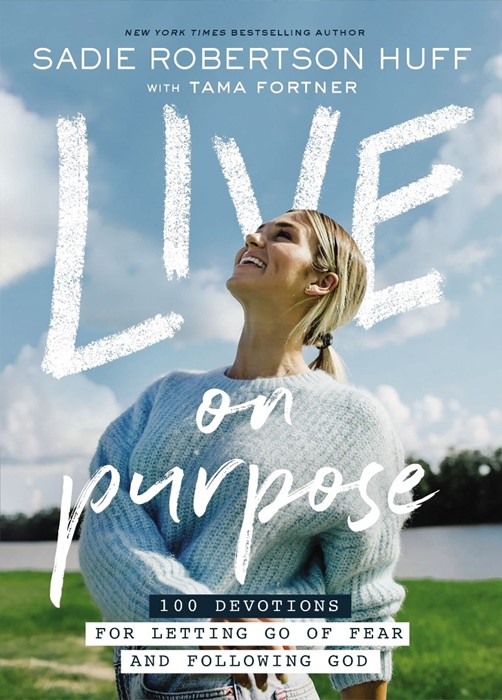 Live on Purpose (Hard Cover)