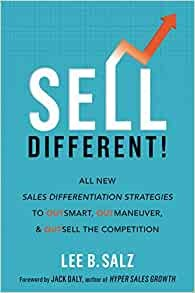 Sell Different! (Hard Cover)
