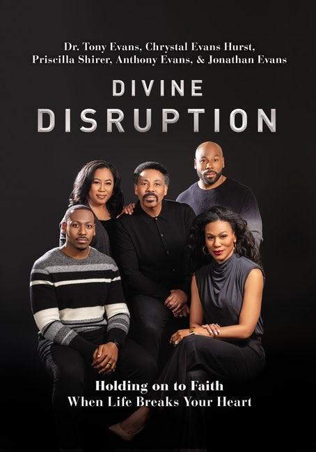 Divine Disruption (Hard Cover)
