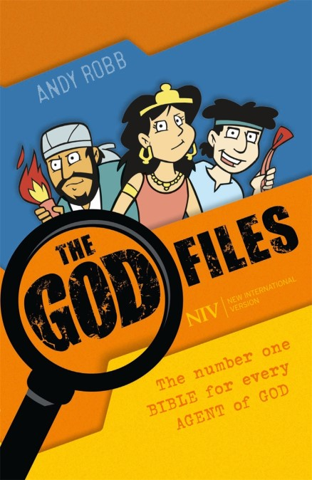 The God Files (pack of 10) (Hard Cover)