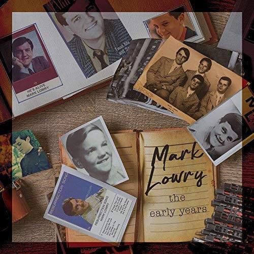 Mark Lowry: The Early Years 4CD (CD-Audio)