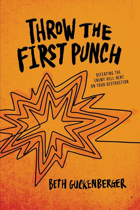 Throw the First Punch (Hard Cover)