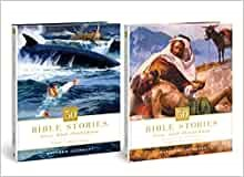 50 Bible Stories Every Adult Should Know, 2 Volume Set (Hard Cover)