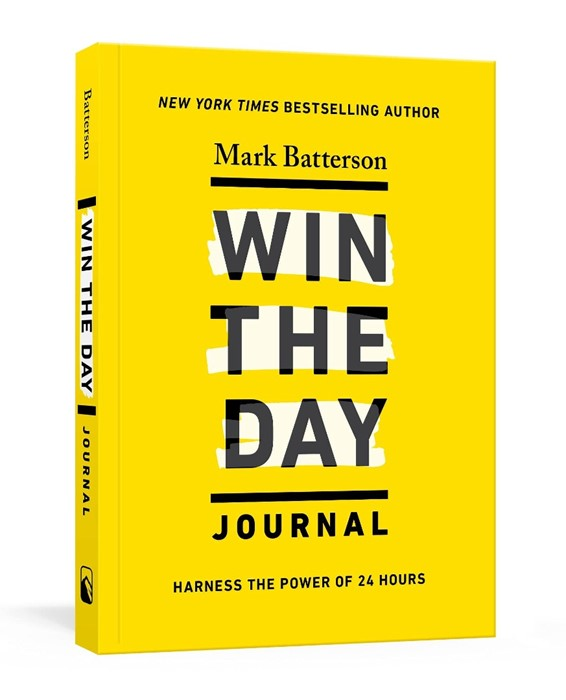 Win the Day Journal (Paperback)