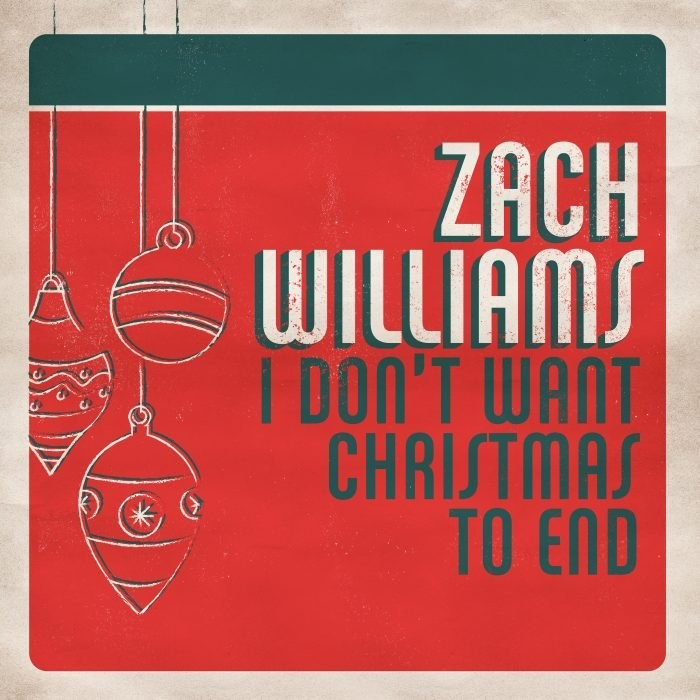 I Don't Want Christmas to End CD (CD-Audio)