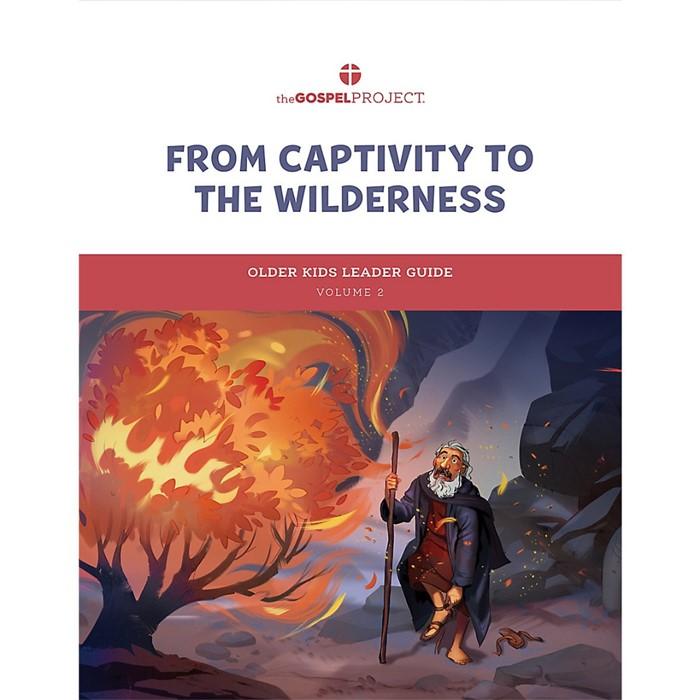 Gospel Project Older Kids Leader Guide, Winter 2022 (Paperback)