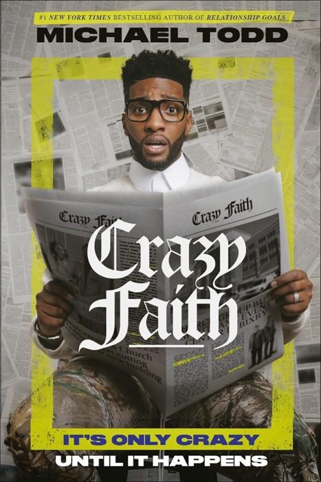 Crazy Faith (Hard Cover)