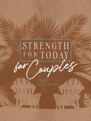 Strength for Today for Couples (Imitation Leather)