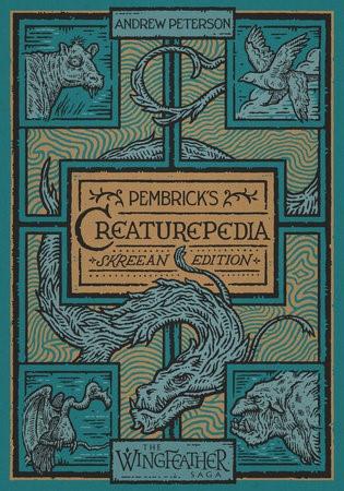 Pembrick's Creaturepedia (Hard Cover)