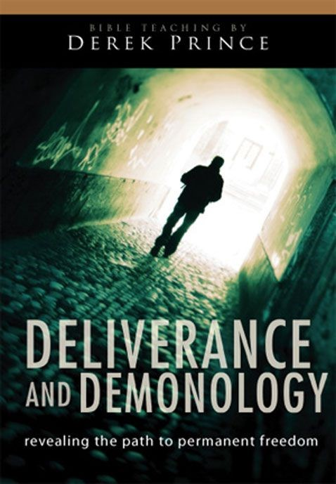 Deliverance and Demonology CD (CD-Audio)
