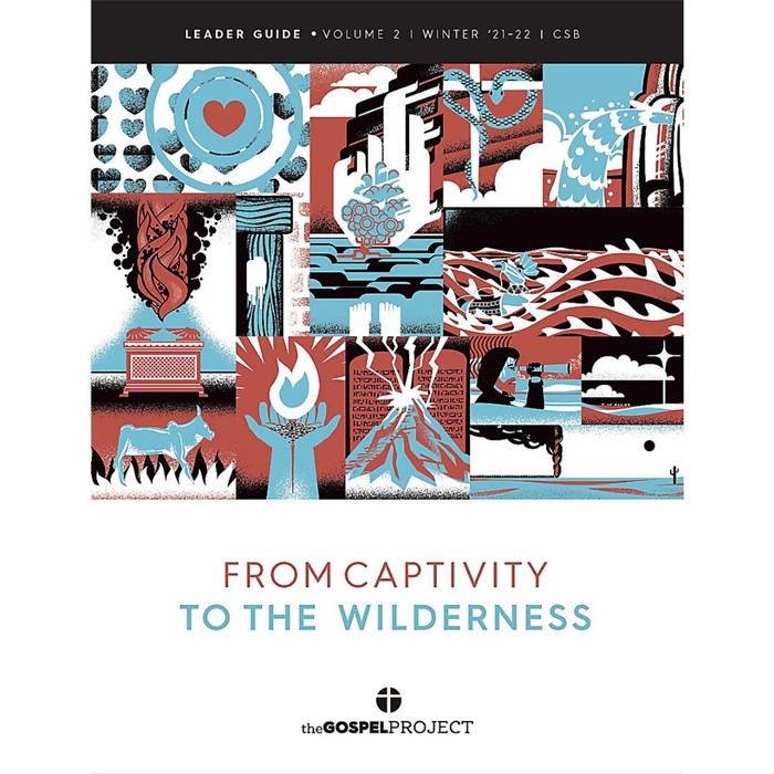 Gospel Project Student Leader Guide, Winter 2022 (Paperback)