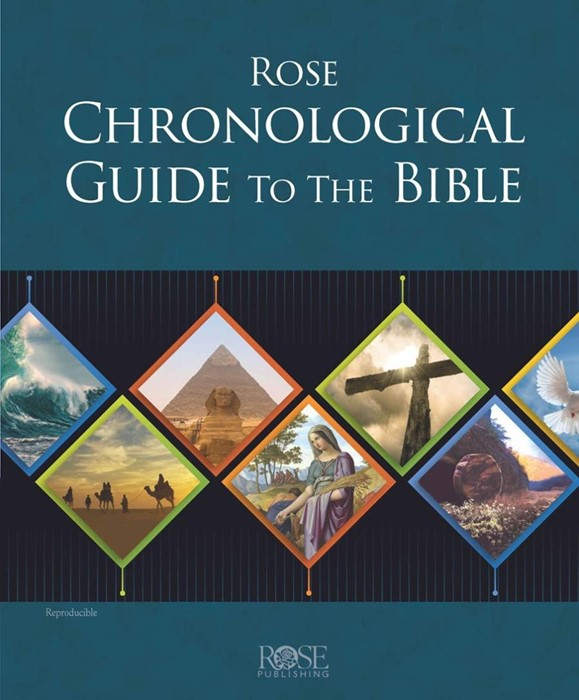 Rose Chronological Guide to the Bible (Hard Cover)