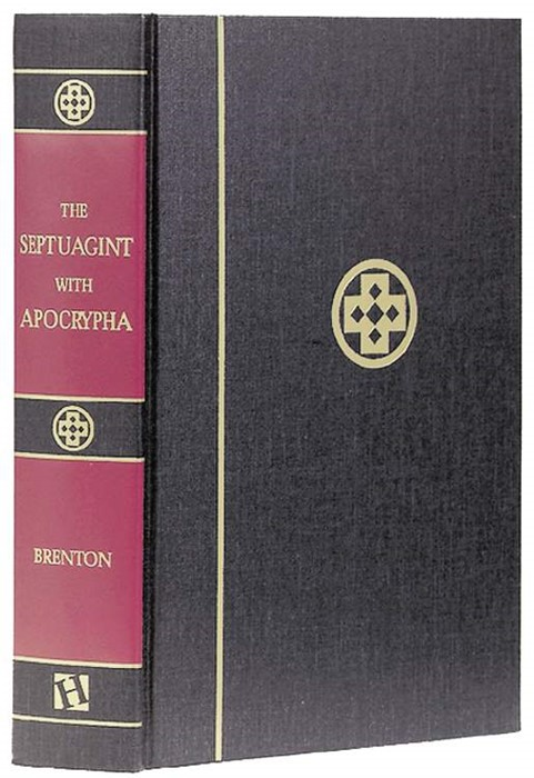 The Septuagint with Apocrypha (Hard Cover)
