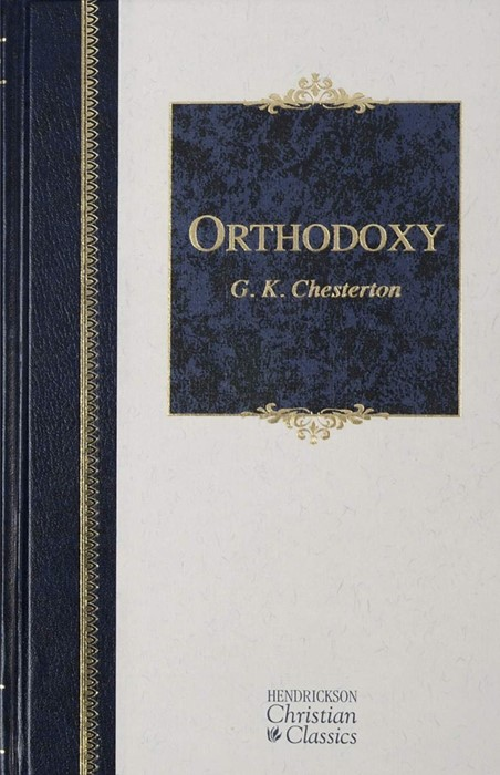 Orthodoxy (Hard Cover)