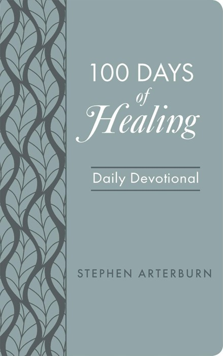 100 Days of Healing (Genuine Leather)