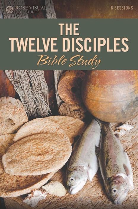 The Twelve Disciples Bible Study (Paperback)