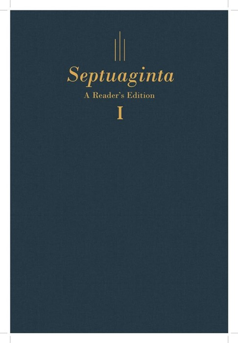 Septuaginta: A Readers Edition (Hard Cover)