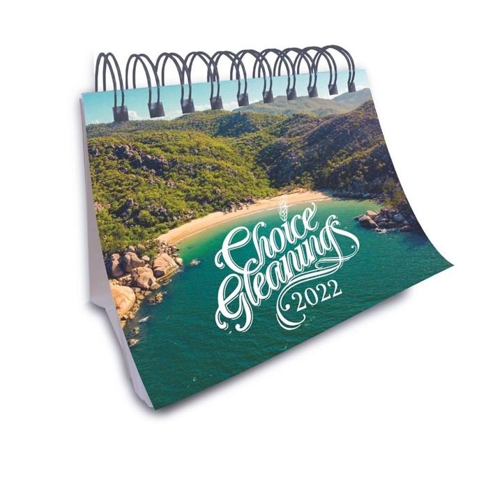 Choice Gleanings Desk Calendar 2022 (Calendar)