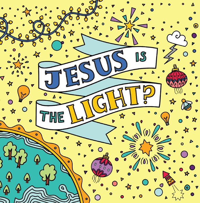 Jesus is the Light? (pack of 10) (Paperback)