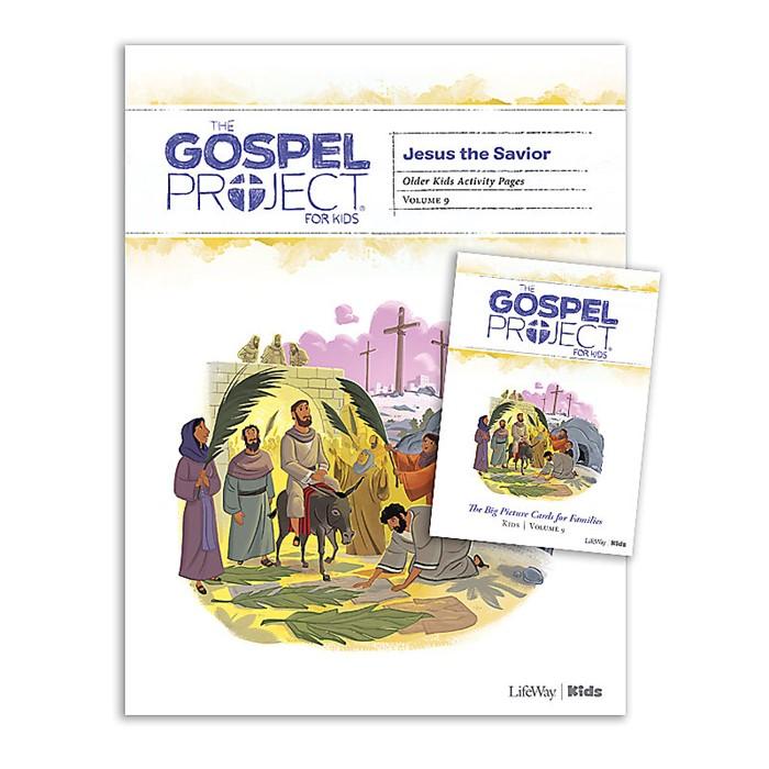 Gospel Project: Older Kids Activity Pack, Fall 2020 (Paperback)