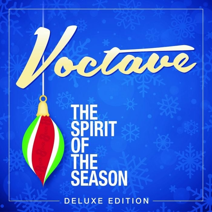 The Spirit of the Season Deluxe Edition CD (CD-Audio)