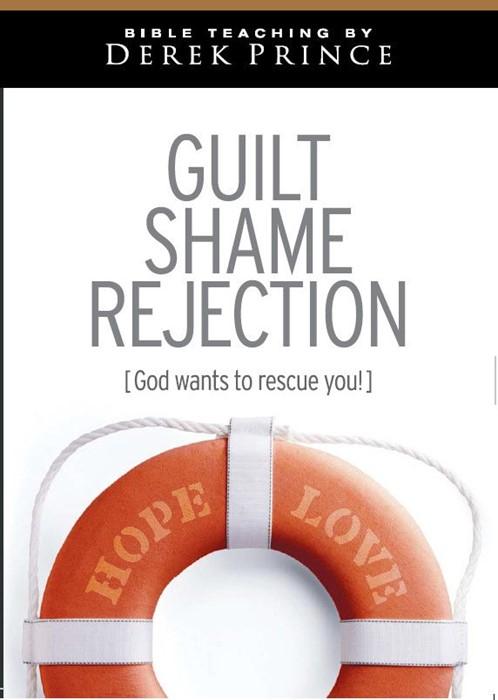 Guilt Shame Rejection CD (CD-Audio)